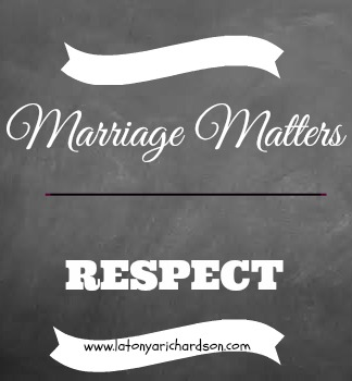 marriage matters respect