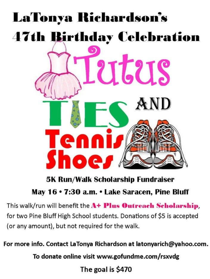 Tutus Ties and Tennis Shoes 2